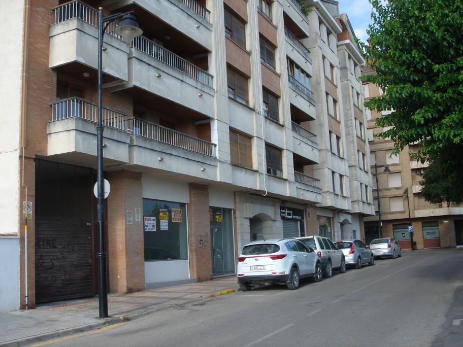 Local bajo comercial 1. Ontinyent. Valencia.
